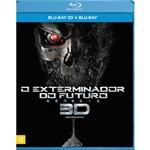O Exterminador do Futuro Gênesis - Blu Ray + 3d Filme Ação