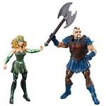 O Poderoso Thor Bonecos Executor e Encantor - Hasbro
