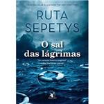 O Sal das Lágrimas - 1ª Ed.
