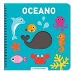 Oceano - Livro de Estêncil
