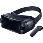Óculos 3d Gear Vr4 + Controle Original Samsung Note 9
