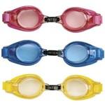 Óculos de Natação Intex 55601 Junior de 3 a 8 Anos