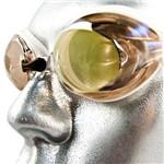 Óculos de Natação Mormaii Endurance Mirror / Branco-Dourado