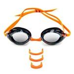 Óculos de Natação Speedo Atac Preto