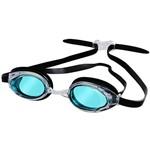 Óculos de Natação Speedo Framer Transparente Azul