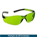 Óculos de Segurança 3M VISION 8000 Verde