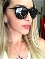 Óculos Exclusiva Preto Verão 2018