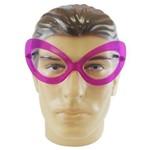 Óculos Gatão Cristal C/10 Unds - Cores Sortidas