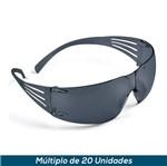 Óculos 3M Ultra Leve SF 200 Cinza