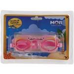 Óculos Natação Infantil Bichinho Rosa