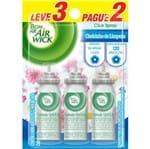 Odorizador Spray Bom Ar Click 12ml L3p2 Cheirinho Limpeza