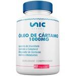Óleo de Cártamo 1g 60caps Unicpharma