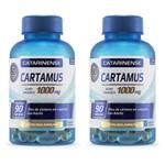 Óleo de Cártamo Cartamus 1000 - 2 Un de 90 Cápsulas - Catarinense