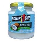 Oleo de Coco 200ml Power1one - Gourmet