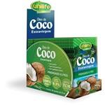 Óleo de Coco Extravirgem Unilife - 30 Sachês de 15 Ml