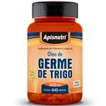 Óleo de Germe de Trigo Apisnutri 60 Cápsulas