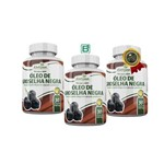 Oleo de Groselha Negra Kit 3 Unidades