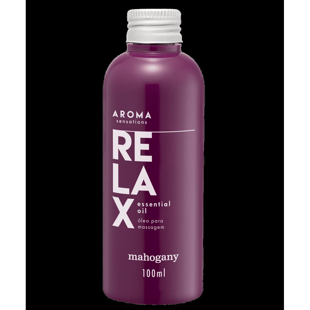 Óleo de Massagem Aroma Sensations Relax 100 Ml