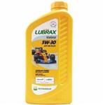 Óleo Lubrificante do Motor Lubrax Valora Plus 5w30 100% Sintético 1l