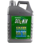 Óleo Lubrificante do Motor Selenia 5w30 Wr Pure Energy Diesel 100% Sintético - 3l