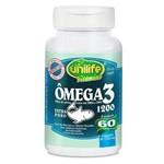 Ômega 3 Óleo de Peixe Dha Epa - Unilife - 60 Cápsulas