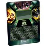 Omni Tablet Infantil Ben 10 Verde com 40 Atividades - Candide