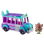 Ônibus Monstrinhos - Lobo Howler - Super Monsters - Hasbro