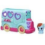 Ônibus My Little Pony - Playskool - Rainbow Dash - Hasbro