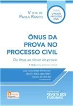 Ônus da Prova no Processo Civil - 2ª Edição