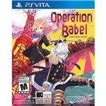 Operation Babel New Tokyo Legacy - Ps Vita