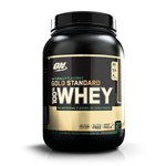 Optimum Nutrition Gold Standard 100% Whey Naturally Flavored Vanilla 864G