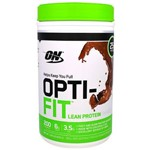 Optimum Nutrition Opti-Fit Lean Protein Shake Chocolate 832G