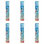 Oral B Kids Mickey Escova Dental Infantil (kit C/06)