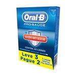 Oral B Pro Saúde Anti Açucar Creme Dental 70g