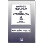 Ordem Economica na Constituicao de 1988