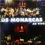 Os Monarcas ao Vivo 35 Anos História, Música e Tradição - Cd Música Regional