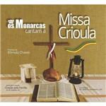 Os Monarcas Cantam a Missa Crioula - Cd Música Regional