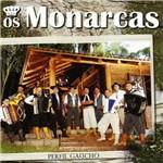 Os Monarcas Perfil Gaúcho - Cd Música Regional