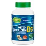 Ósteo Procalcium D3 (950mg) 90 Cápsulas - Unilife