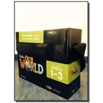 Our World 1 (bre) - 1-3 Flashcards (including The
