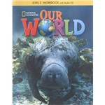 Our World Wb With Audio Cd