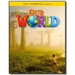 Our World: Workbook With Audio Cd - Level 4 - Brit
