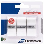 Overgrip Babolat Pro Team SP X3 Branco