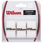 Overgrip Pro Comfort Branco Wilson Raquete Tênis