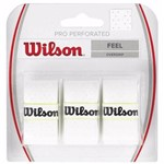 Overgrip Wilson Pro Perforated Branco