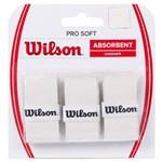 Overgrip Wilson Pro Soft Branco