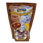 Ovinhos de Chocolate Recheio Brigadeiro 85g - Montevérgine