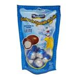 Ovinhos de Chocolate Recheio Leite 85g - Montevérgine
