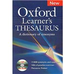 Oxford Learners Thesaurus Dictionary - Oxford