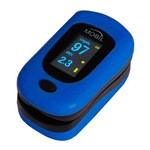 Oxímetro de Dedo Modelo Adulto PC-60B1 Mobil Saúde